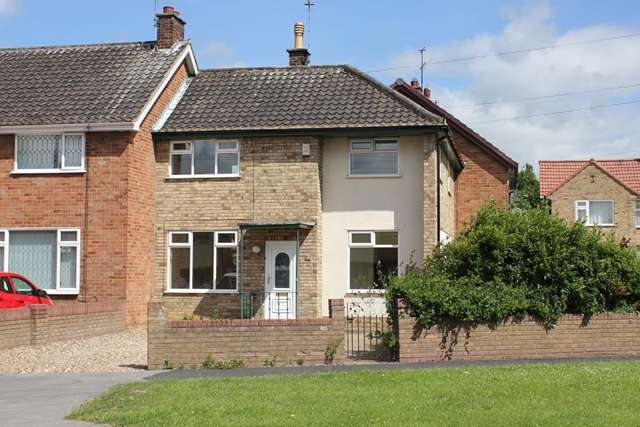 3 Bedrooms Terraced House for sale in 1 Waulby Close, Anlaby HU10 6QQ. Well presented 3 bedroom corner house in Anlaby.
