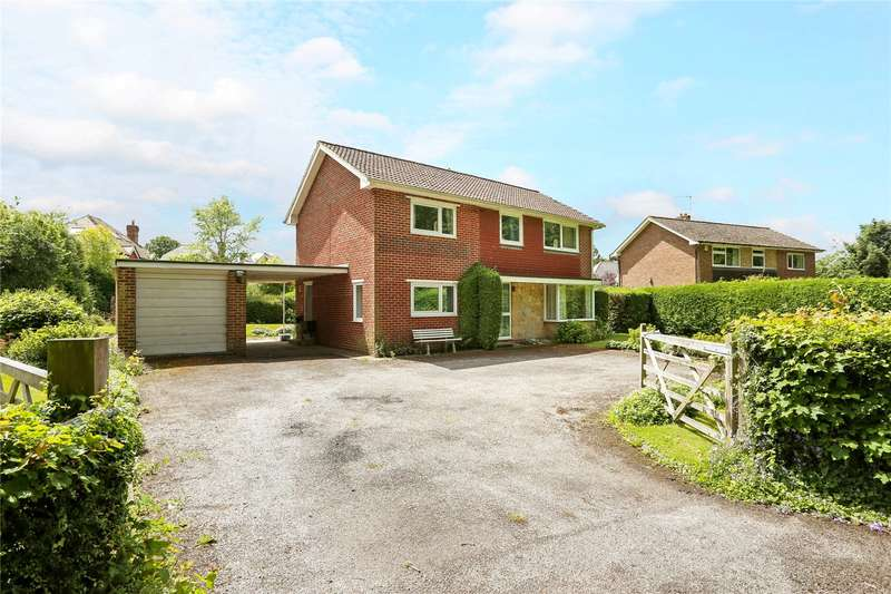 4 Bedrooms Detached House for sale in Arundel Close, Passfield, Liphook, Hampshire, GU30