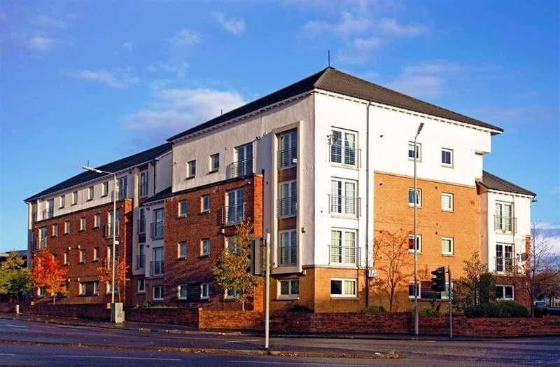 2 Bedrooms Flat for rent in Edinburgh Road (flat, Carntyne, Glasgow