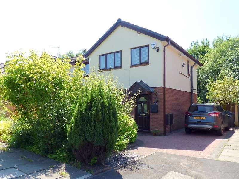 3 Bedrooms Semi Detached House for sale in Old Dover Road, Huyton, Liverpool