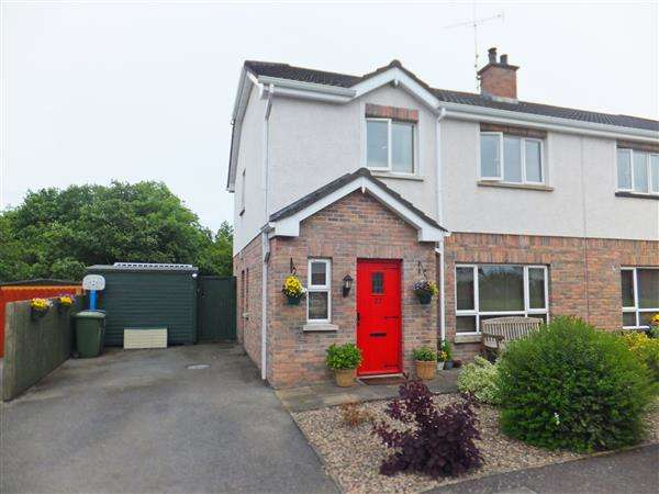 3 Bedrooms Semi Detached House for sale in Meadowvale