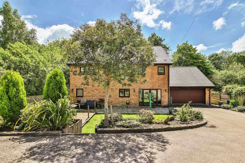 6 Bedrooms Detached House for sale in Bryn Road, Pontllanfraith, Blackwood