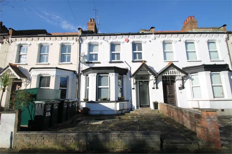 2 Bedrooms Flat for sale in Avondale Road, N13