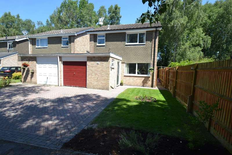 3 Bedrooms Detached House for sale in Boyatt Wood