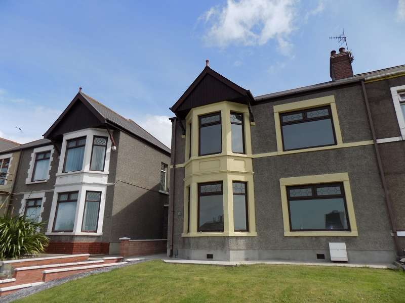 3 Bedrooms Semi Detached House for sale in Margam Road, Margam, Port Talbot, Neath Port Talbot. SA13 2LB