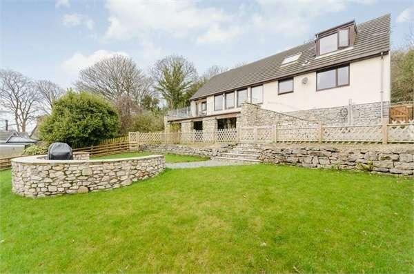 4 Bedrooms Detached Bungalow for sale in Ashmount Road, Grange-Over-Sands, Cumbria