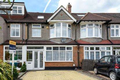 3 Bedrooms Terraced House for sale in Cherry Tree Walk, Beckenham