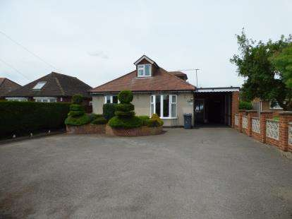 3 Bedrooms Bungalow for sale in Church Road, Stretton, Burton-On-Trent, Staffordshire