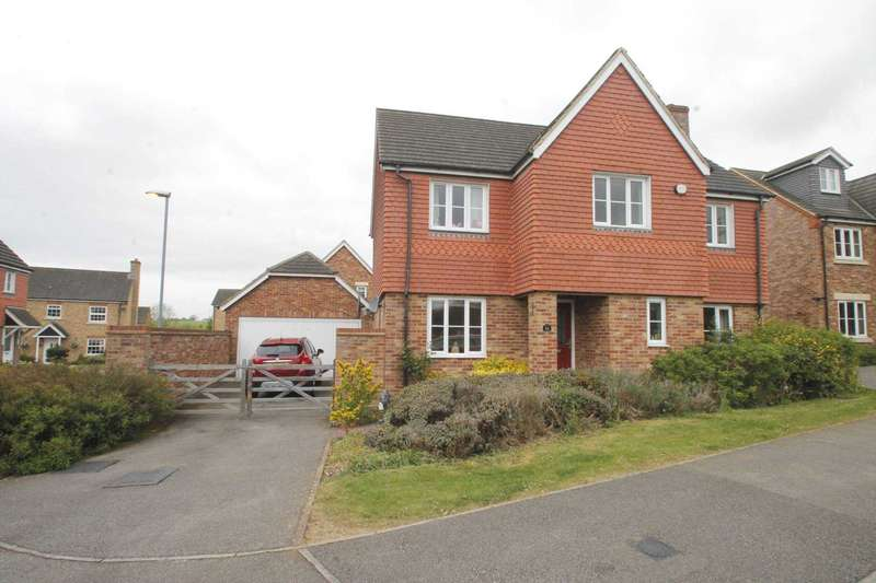 4 Bedrooms Detached House for sale in Bromham