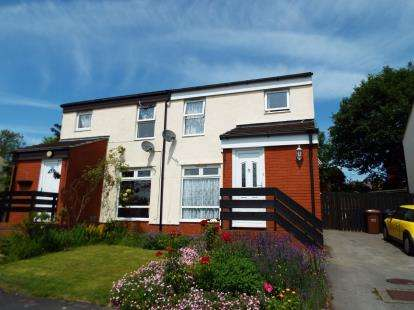 3 Bedrooms Semi Detached House for sale in Mendip Road, Leyland, Preston, Lancashire