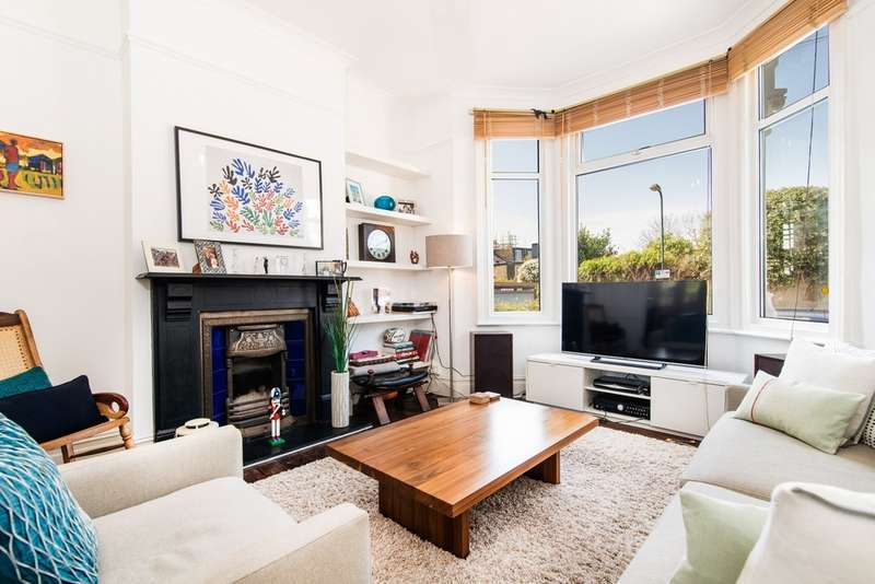 4 Bedrooms Semi Detached House for sale in Langler Road, Kensal Rise NW10