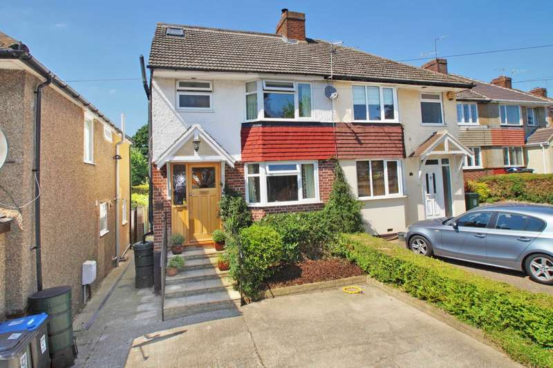 4 Bedrooms Semi Detached House for sale in Anchor Lane, Hemel Hempstead