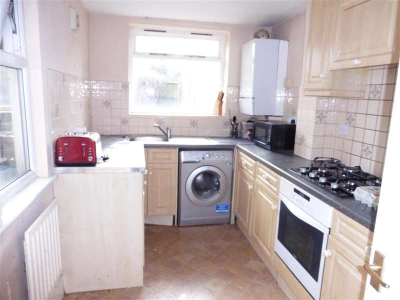 2 Bedrooms Ground Maisonette Flat for sale in Woodside Road, South Norwood