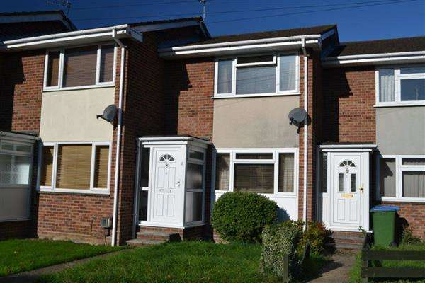 2 Bedrooms Terraced House for sale in Glen Road, Southampton