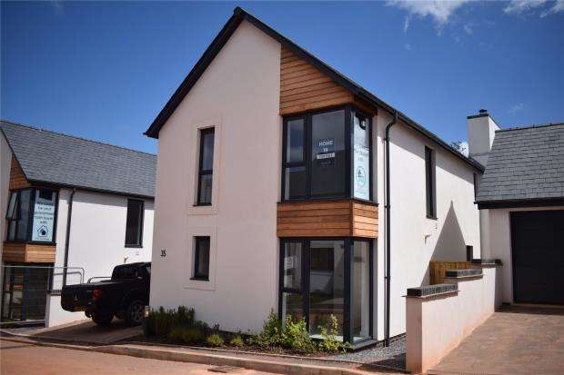 4 Bedrooms Detached House for sale in Plot 19 The Gala, Paignton, Devon