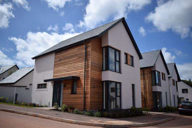 3 Bedrooms Detached House for sale in Plot 32 The Kanzi, Paignton, Devon