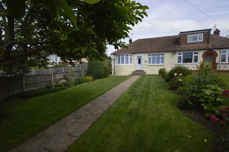 2 Bedrooms Semi Detached Bungalow for sale in Main Road, Hoo, Rochester, ME3