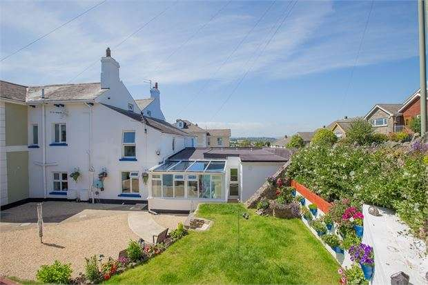 3 Bedrooms Semi Detached House for sale in Fluder Hill, Kingskerswell, Newton Abbot, Devon. TQ12 5JD