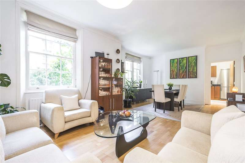 2 Bedrooms Flat for sale in Warwick Chambers, Pater Street, London, W8