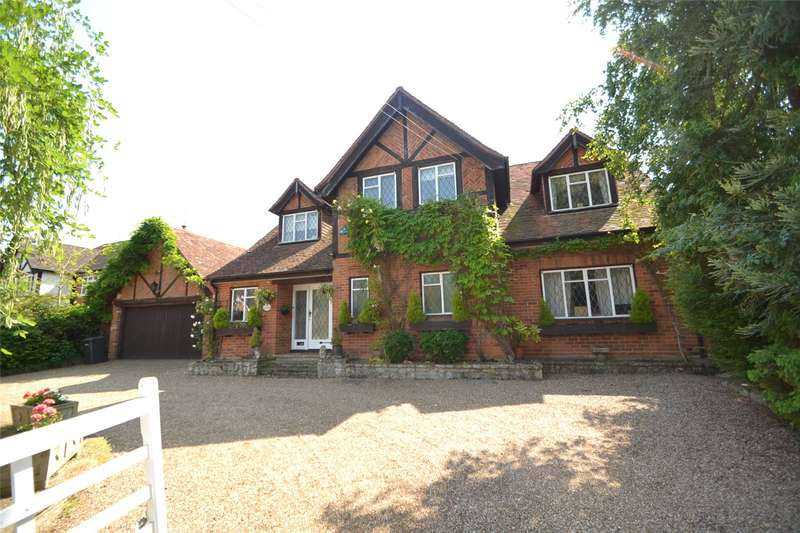 4 Bedrooms Detached House for sale in Canon Hill Close, Bray, Maidenhead, Berkshire, SL6