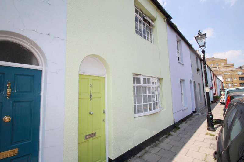 2 Bedrooms Terraced House for rent in Kemp Street, Brighton