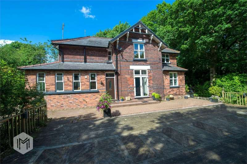 3 Bedrooms Semi Detached House for sale in Ladybridge Lane, Heaton, Bolton, Lancashire