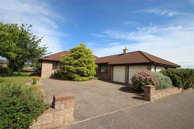 4 Bedrooms Detached House for sale in 1 Lodge View, Hopeman, Moray