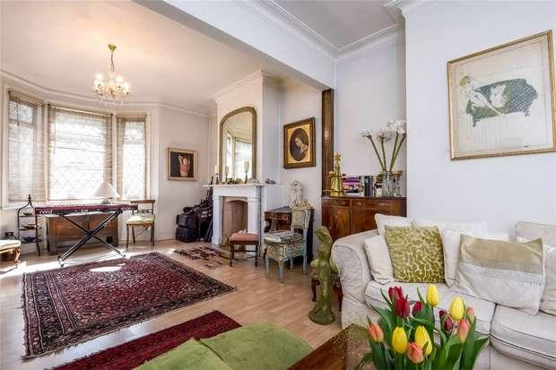 3 Bedrooms Semi Detached House for sale in Harrow Road, Kensal Green, London