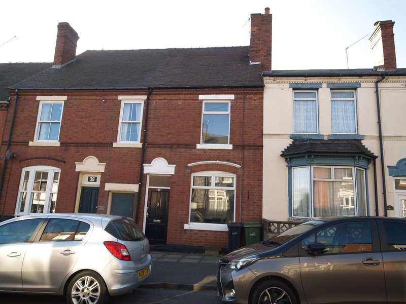 2 Bedrooms Terraced House for sale in Gill Street, Dudley