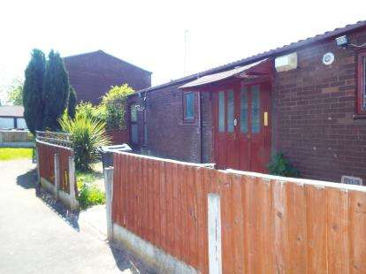 4 Bedrooms Bungalow for sale in Worthington Close, Palacefields, Runcorn, Cheshire, WA7