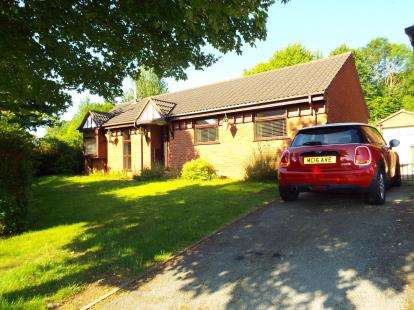 3 Bedrooms Bungalow for sale in Ashbury Close, Windmill Hill, Runcorn, Cheshire, WA7