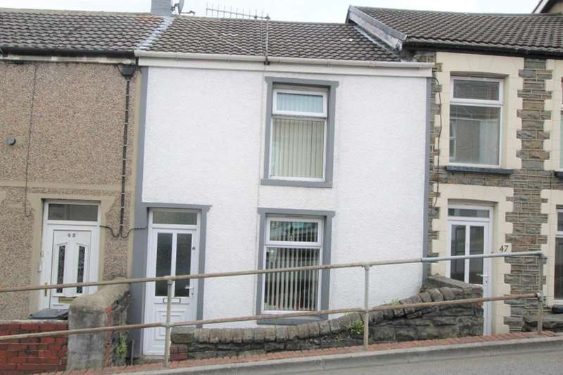 2 Bedrooms Terraced House for sale in High Street, Mountain Ash