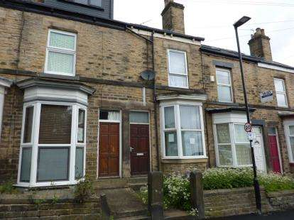 4 Bedrooms Terraced House for sale in Bower Road, Sheffield, South Yorkshire