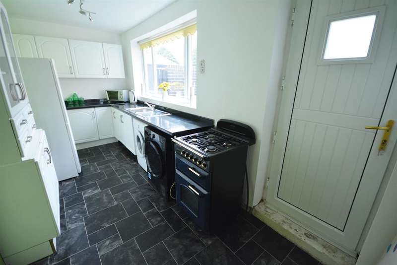 2 Bedrooms Terraced House for sale in Dent Street, Shildon, , DL4 2DJ