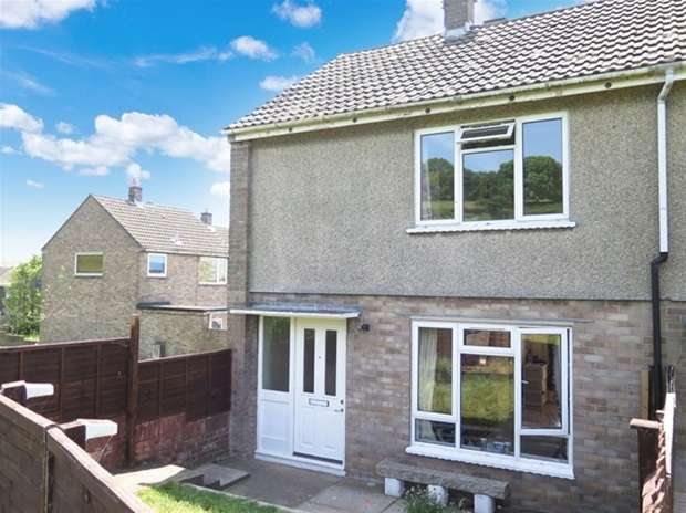 2 Bedrooms Terraced House for sale in Stoneleigh, Westbury Sub Mendip, Wells