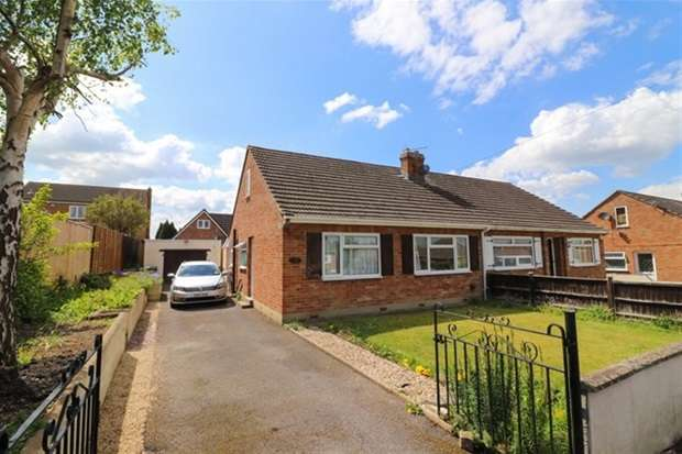 2 Bedrooms Semi Detached Bungalow for sale in Underhill Road, Street