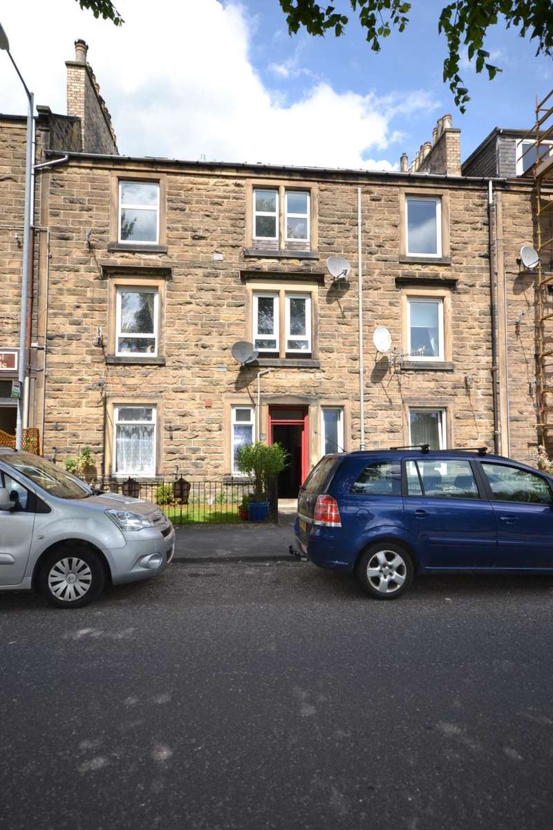 1 Bedroom Maisonette Flat for sale in 17/5, Mansfield Road Hawick, TD9 8AB