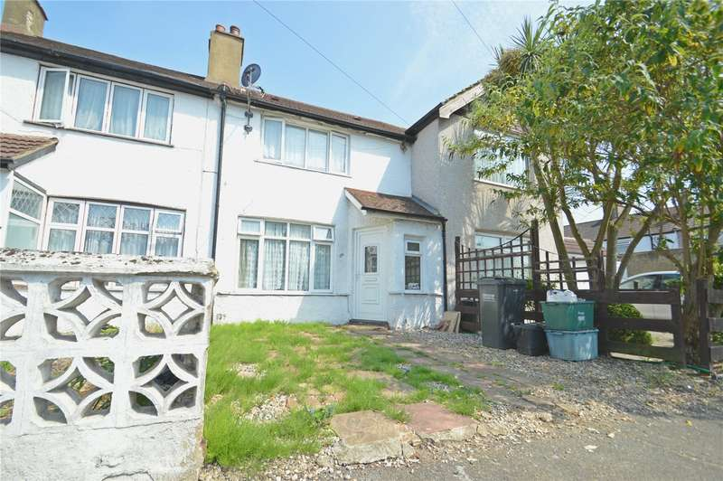 2 Bedrooms Terraced House for sale in Marden Road, Croydon