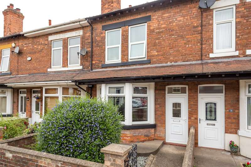 3 Bedrooms Terraced House for sale in Barlby Road, Selby, YO8