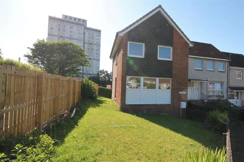 3 Bedrooms Terraced House for sale in Torriden Street, Coatbridge