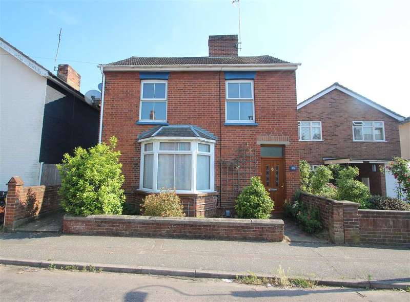 3 Bedrooms Detached House for sale in Meyrick Crescent, Colchester