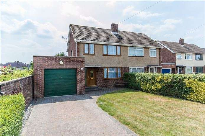 3 Bedrooms Semi Detached House for sale in Youngman Avenue, Histon, Cambridge