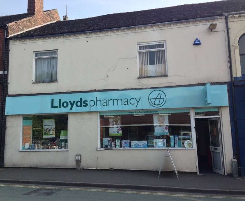 Commercial Property for sale in Lloyds Pharmacy, Market Street, Kidsgrove, Stoke-on-Trent, Staffordshire, ST7 4AB