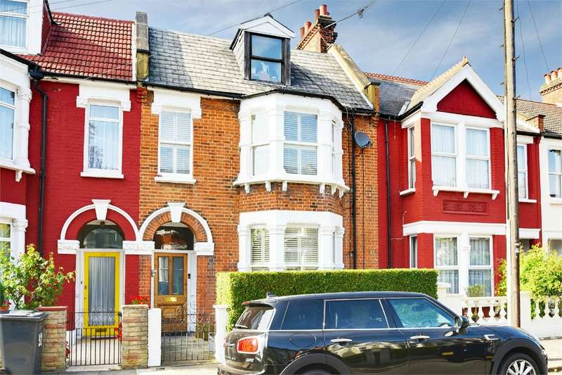 4 Bedrooms Terraced House for sale in Leicester Road, East Finchley, London
