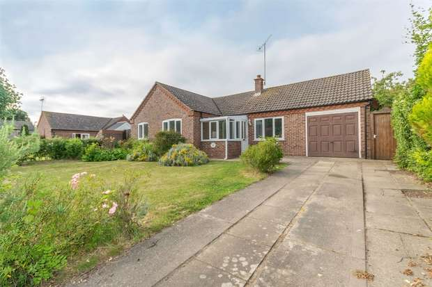3 Bedrooms Detached Bungalow for sale in 11 The Cornfield, Langham