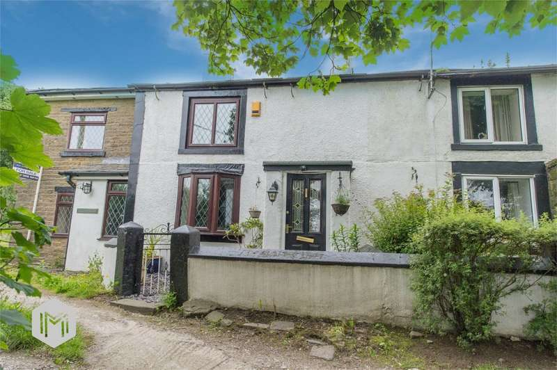 2 Bedrooms Cottage House for sale in Watling Street, Affetside, Bury, Lancashire