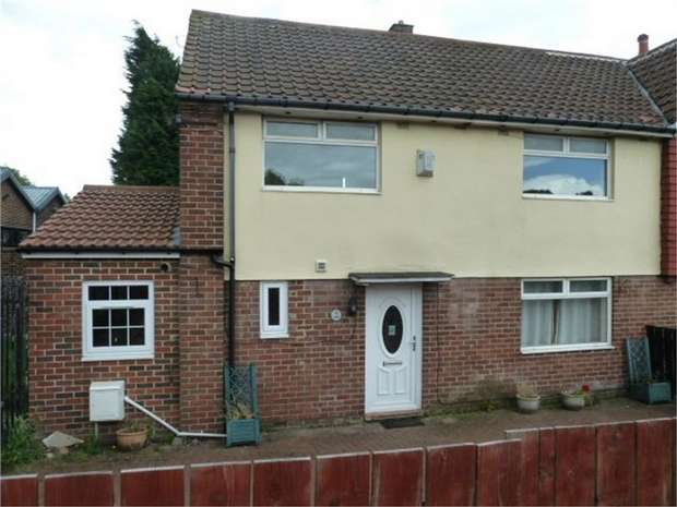 3 Bedrooms Semi Detached House for sale in Slatyford Lane, Newcastle upon Tyne, Tyne and Wear