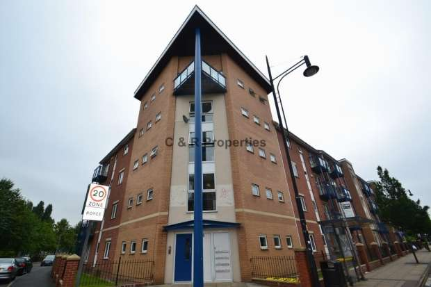 3 Bedrooms Apartment Flat for rent in Stretford Road Hulme. M15 5tq Manchester