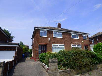 3 Bedrooms Semi Detached House for sale in Warren Close, Denton, Greater Manchester