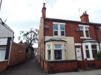 3 Bedrooms Flat for sale in Station Road, Carlton, Nottingham